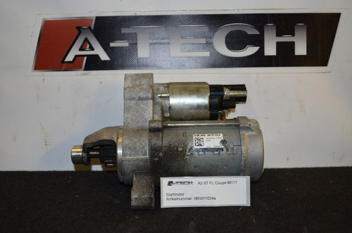 Startmotor A5 8T 06h911024a m177