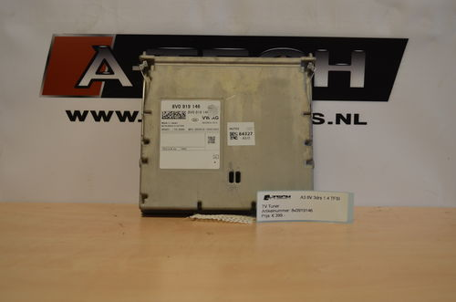 TV Tuner orgineel Audi A3 8V 8v0919146