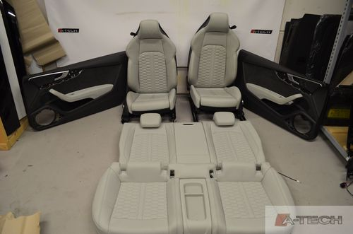 Interieur RS5 F5 M200
